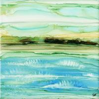 watery landscape